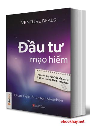 Đầu tư mạo hiểm- Brad Feld Ebook