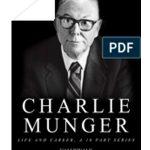 Sách học chứng khoán: The Best of Charlie Munger: 1994-2011 Ebook