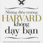 Những Điều Trường Harvard Không Dạy Bạn PDF