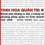 Tinh Hoa Quản Trị Tập 1, 2, 3 PDF