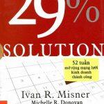 29% solution- 52 tuần mở rộng mạng lưới kinh doanh thành công