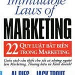 22 quy luật bất biến trong marketing PDF