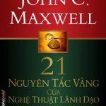 21 phẩm chất vàng của nhà lãnh đạo PDF- John Maxwell